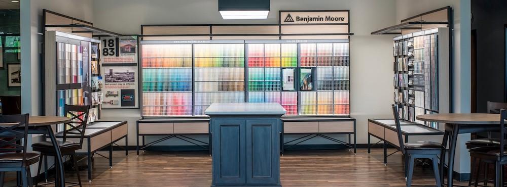 Showroom | Johnston Paint & Decorating