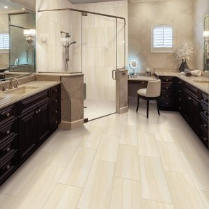 Tile flooring | Johnston Paint & Decorating