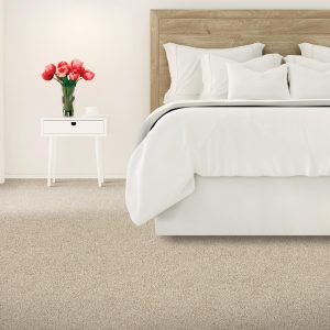 Bedroom Carpet flooring | Johnston Paint & Decorating
