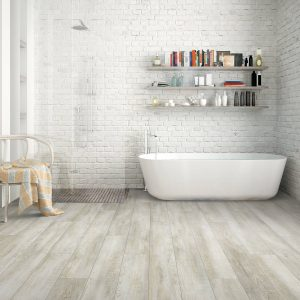 Bathroom flooring | Johnston Paint & Decorating