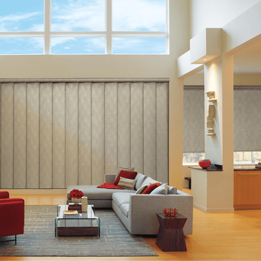 Designer Roller Shades | Johnston Paint & Decorating Hunter Douglas Window Coverings
