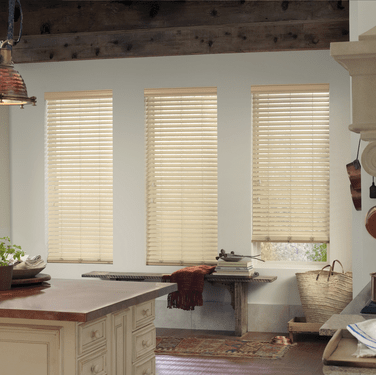 Alternative Wood Blinds | Johnston Paint & Decorating Hunter Douglas Window Coverings