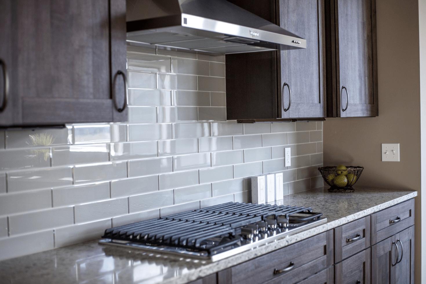 Kitchen cooktop | Johnston Paint & Decorating