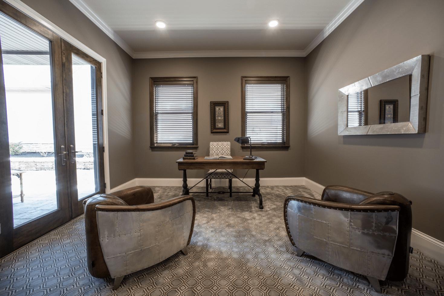 Window treatment | Johnston Paint & Decorating