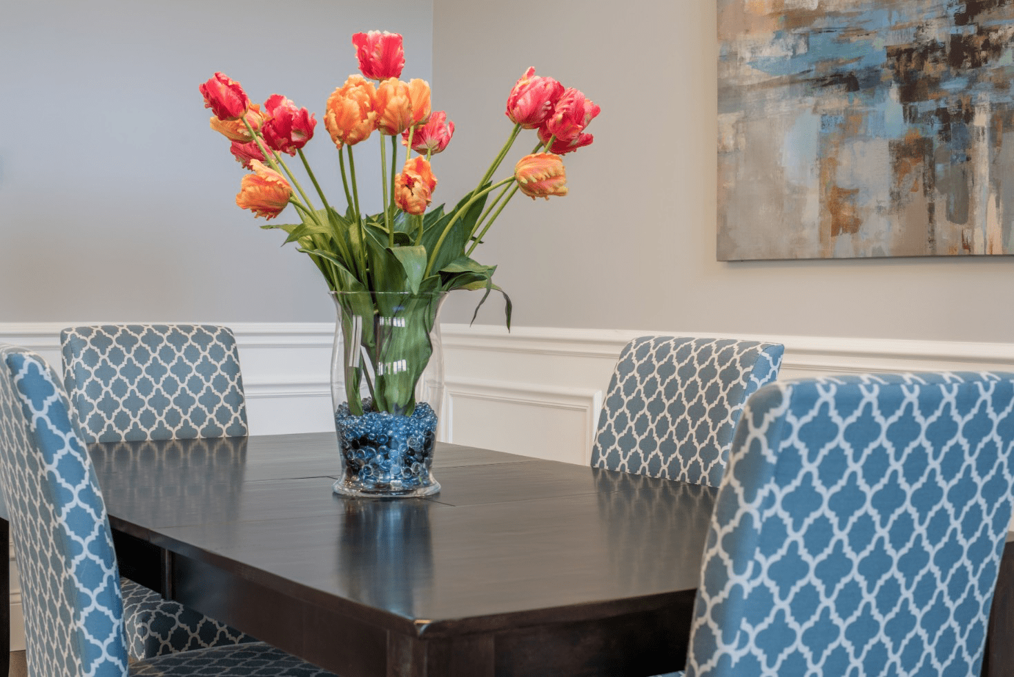 Flowers | Johnston Paint & Decorating