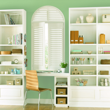 Shutters | Johnston Paint & Decorating Hunter Douglas Window Coverings