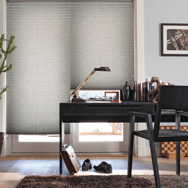 Pleated Shades | Johnston Paint & Decorating Hunter Douglas Window Coverings