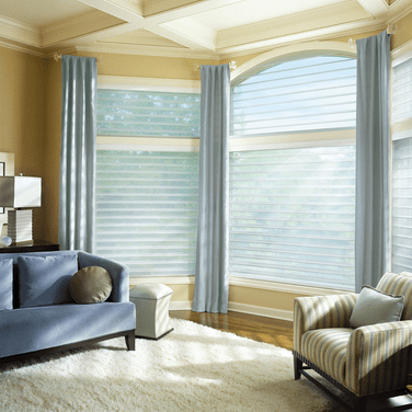 Window Shadings | Johnston Paint & Decorating Hunter Douglas Window Coverings