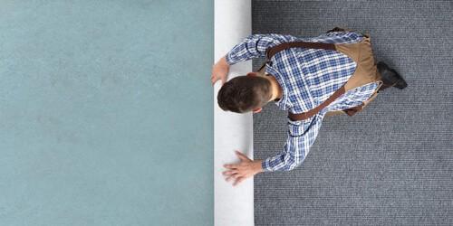 Carpet installation | Johnston Paint & Decorating