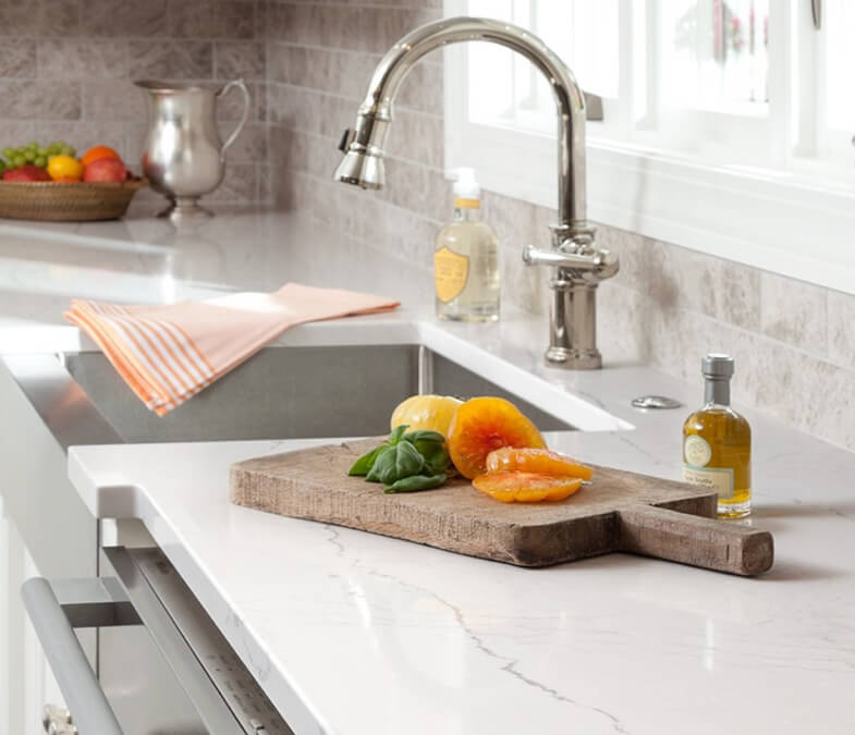 Countertop | Johnston Paint & Decorating