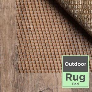 Rug pad outdoor oriental weavers   Johnston Paint & Decorating