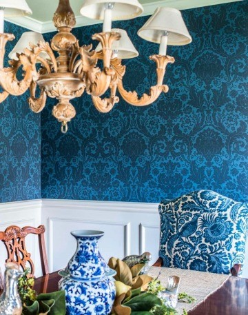 Wall design | Johnston Paint & Decorating