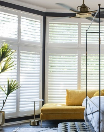 Window Treatment | Johnston Paint & Decorating